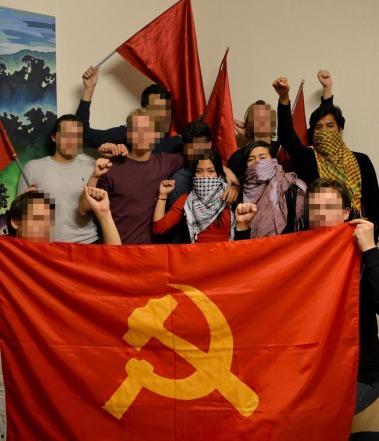 Vive l'Unité Révolutionnaire - dutchland